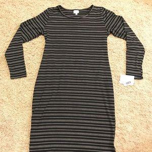 LuLaRoe XL Debbie Dress